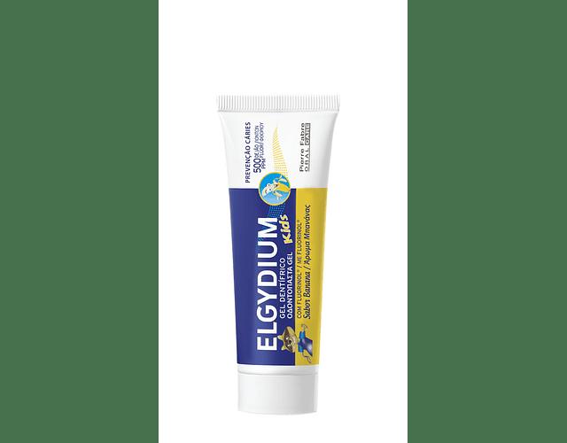 Elgydium Gel Dentífrico Criança Banana 50mL