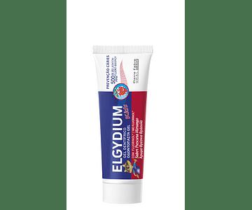 Elgydium Gel Dentrífico Criança Morango 50mL