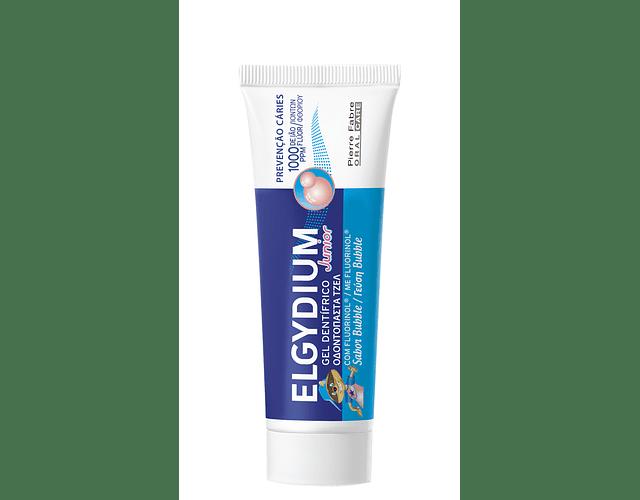 Elgydium Gel Dentrífico Criança Bubble 50mL