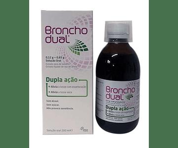 Bronchodual (200mL), 0,12/0,83g/15mL x 1 sol oral frasco