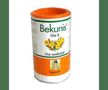 Bekunis Chá 0 (80g), 250/750 mg/g x 1 chá frasco