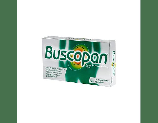 Buscopan, 10 mg x 20 comp rev
