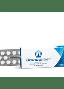Broncoliber, 30 mg x 20 comp