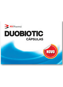 Duobiotic Caps X30 cáps(s)
