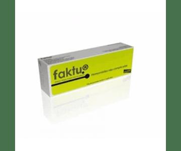 Faktu, 50/10 mg/g-50 g x 1 pda rect aplicador