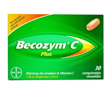 Becozyme C Plus Comp X 30 comps