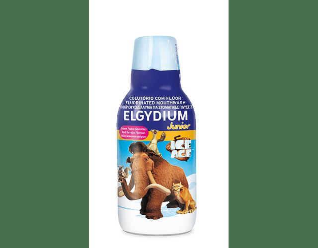 Elgydium Colutório Criança Frutos Vermelhos 500mL