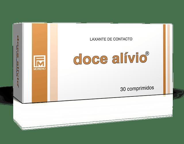 Doce Alívio x 30 comp
