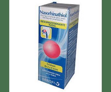 Nasorhinathiol, 0,25 mg/mL-15mL x 1 sol nasal conta-gotas