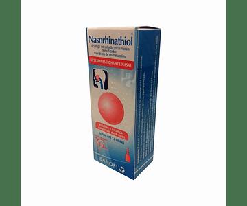 Nasorhinathiol, 0,5 mg/mL-15 mL x 1 sol nasal conta-gotas