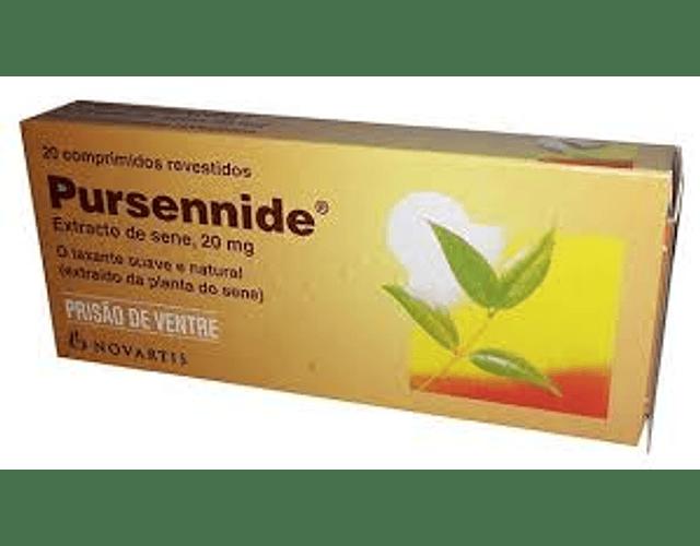 Pursennide, 20 mg x 20 comp rev