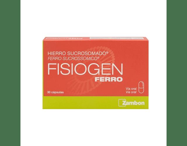 Fisiogen Ferro Caps X 30 cáps