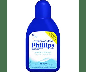 Leite Magnesia Phillips, 83 mg/mL-200mL x 1 susp oral mL