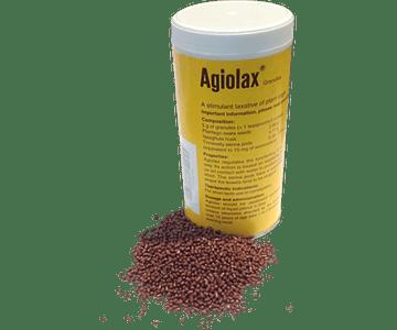 Agiolax, 250 g x 1 gran frasco chá