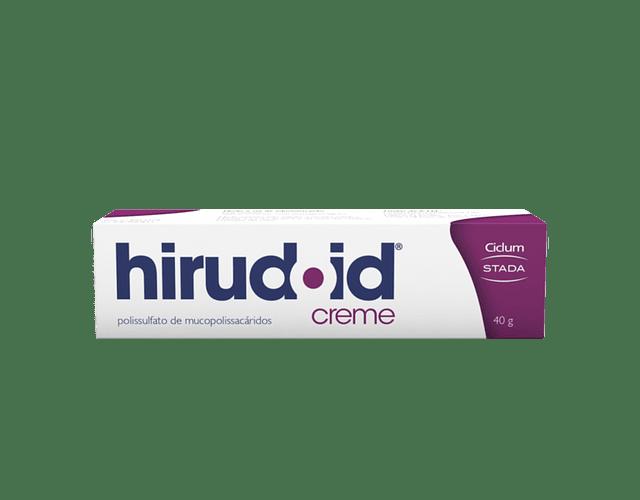 Hirudoid, 3 mg/g-40 g x 1 creme bisnaga