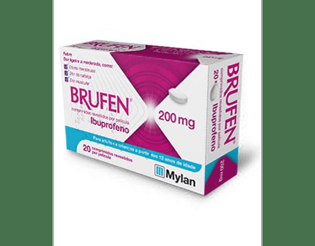 Brufen 200mg x 20 comprimidos