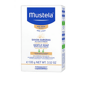 Mustela Bebé Sabonete Cold Cream 100 g