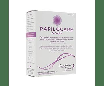 Papilocare Gel Vag Canula 5mlx7