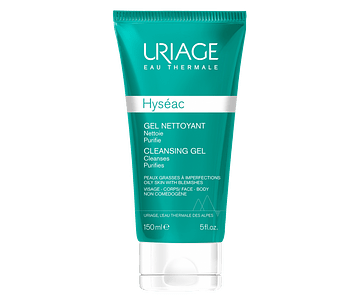 Uriage Hyséac Gel Limpeza Suave 150 mL