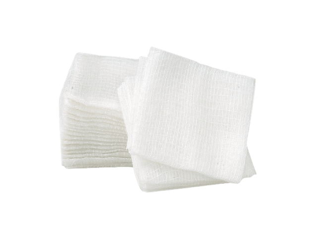 Compressas Não Esterilizadas Não Tecido (5x5cm) x 100 unidades