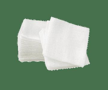 Compressas Esterilizadas Tecido Não Tecido (10x10) - 10 Unidades