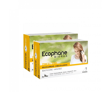 Ecophane Biorga 2 x 60 comprimidos