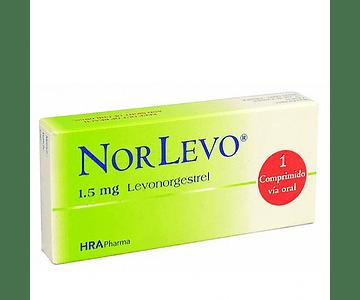 Norlevo, 1,5 mg x 1 comp