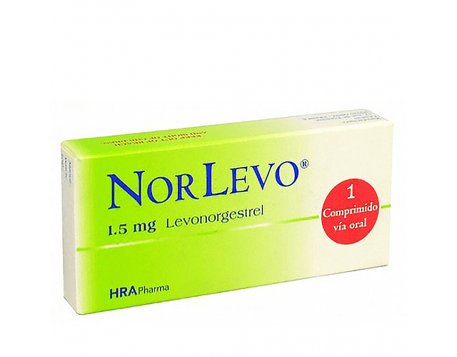 Norlevo, 1,5 mg x 1 comp