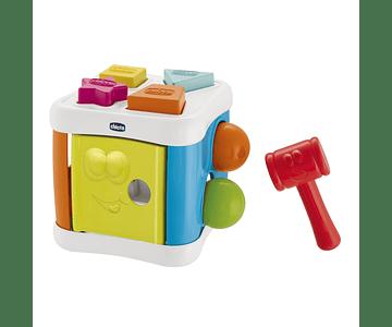 Chicco Cubo Mágico 2 em 1 Smart2play