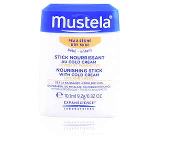 Mustela Bebé Stick com Cold Cream 9,2 g