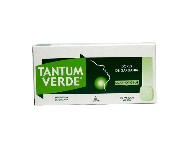 Tantum Verde, 3/2,5 mg x 20 pst