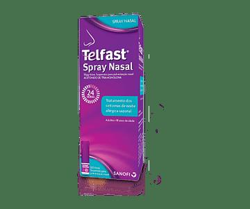 Telfast Spray Nasal (120 doses), 55 mcg/dose x 1 susp pulv nasal