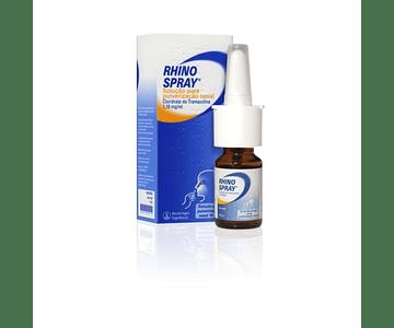 Rhinospray, 1,18 mg/mL-10mL x 1 sol pulv nasal