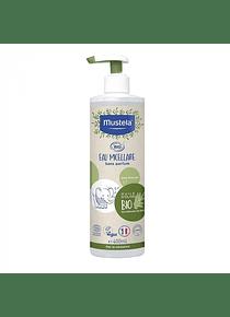 Mustela Bio Água de Limpeza Sem Perfume 400ml
