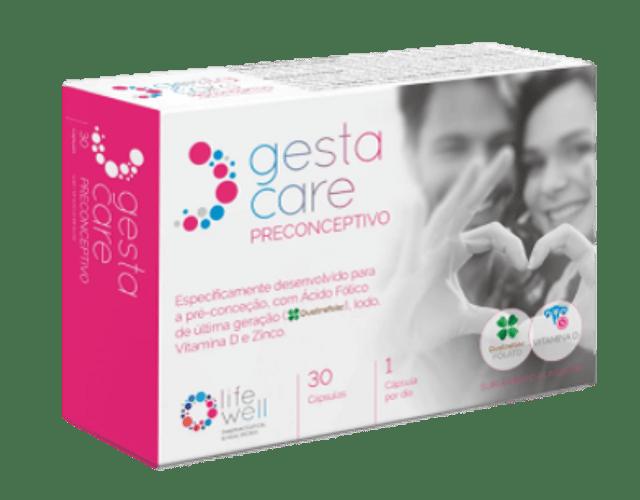 Gestacare Preconceptivo 30 cápsulas
