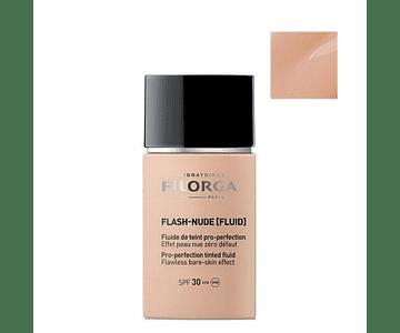 Filorga Flash Nude Fluido de Cor Pró Perfeição Cor 1.5 Beige 30 mL