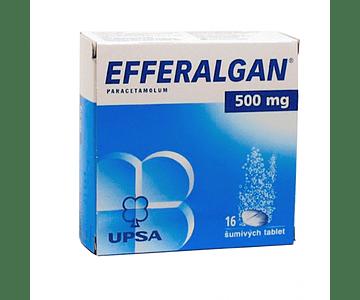 Efferalgan 500 mg x16 comprimidos efervescentes