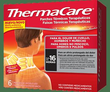 Thermacare Faixa Termica Pescoço, Ombro e Pulso x 6
