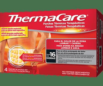 Thermacare Faixa Térmica Lombar Anca x4