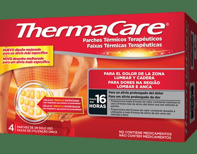 Thermacare Faixa Termica Lombar Anca x4