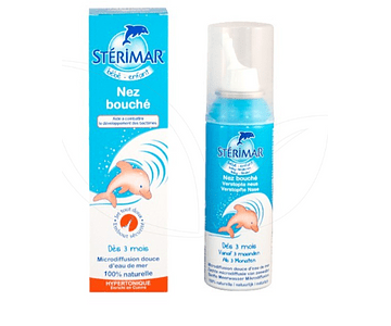 Sterimar Bebe Ag Mar  50 Ml