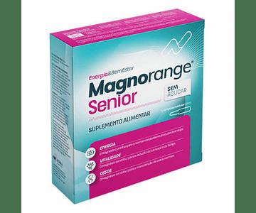 Magnorange Senior 20 ampolas