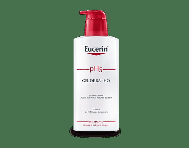 Eucerin pH5 Gel de Banho 400 mL