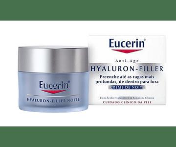 Eucerin Hyaluron-Filler Creme de Noite 50 mL