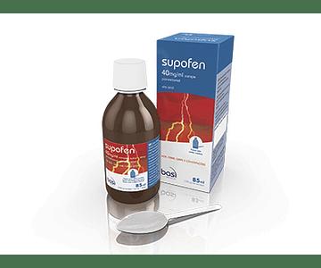 Paracetamol 40 mg/mL Xarope 85mL - Supofen