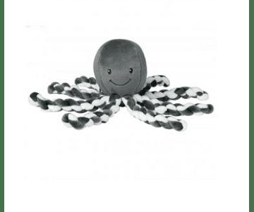 Nattou Lapidou Polvo Cinza Escuro
