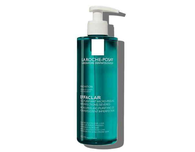 La Roche Posay Effaclar Gel Purificante Micro Peeling 400 mL