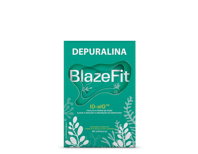 Depuralina Blaze Fit 60cápsulas
