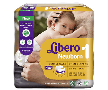 Libero Fralda Newborn (T1)