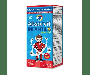 Absorvit Infantil Geleia Real 300 mL